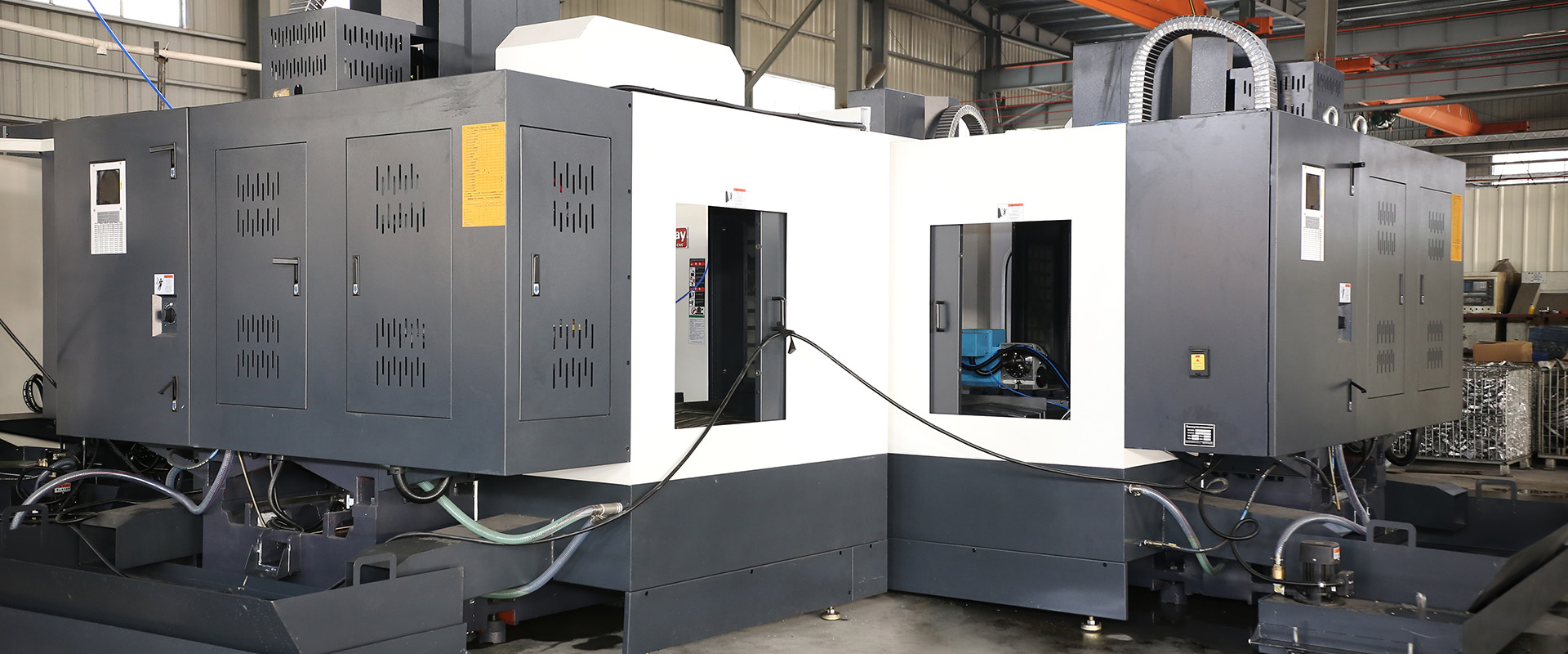 Precision NC Machining Center 3