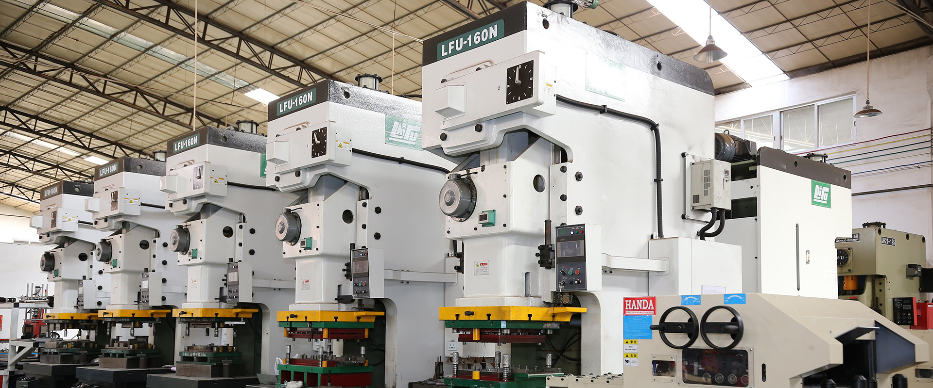 Automatic Punching Line 2